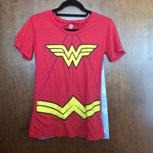 DC Wonder Woman T-shirt.
